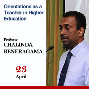 Orientation as a Teacher in Higher Education