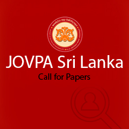 Journal of Visual & Performing Arts – Sri Lanka